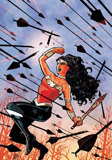 DCnU-Comicreview: Wonder Woman