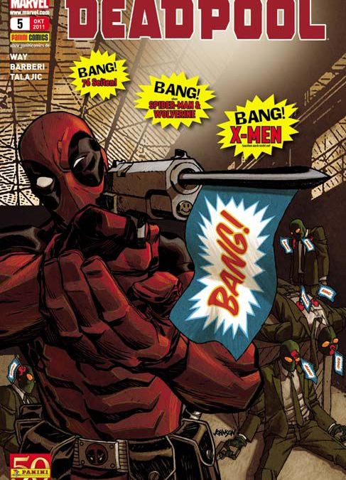 Comicreview: Deadpool 5