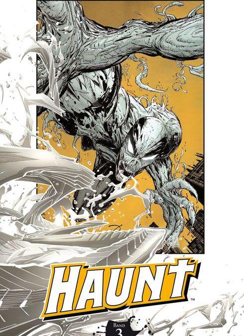 Comicreview: Haunt #3