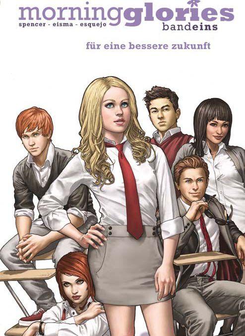 Comicreview: Morning Glories 1: Für eine bessere Zukunft