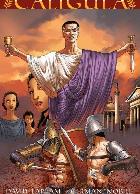 "Comicreview: ""Caligula"""