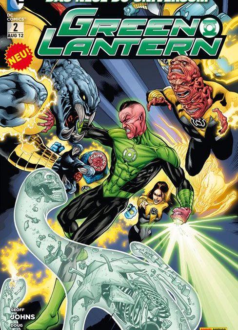 Comicreview: Green Lantern #2