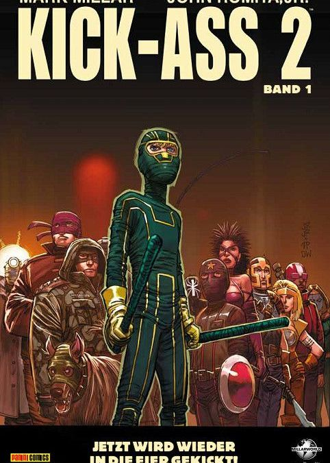 Comicreview: Kick-Ass 2 – Band 1