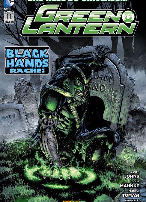 Comicreview: Green Lantern #11