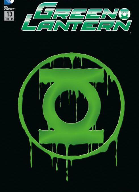 Comicreview: Green Lantern #13
