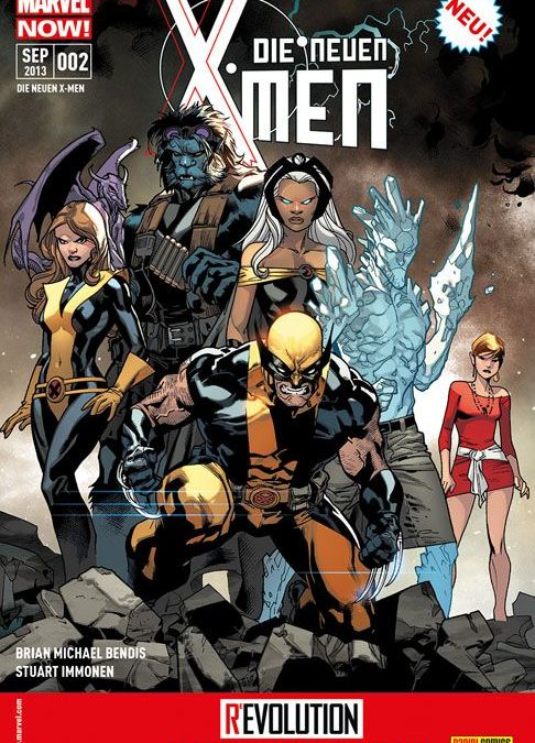 "Marvel Comicreview Now! – ""Die neuen X-Men"" #2"