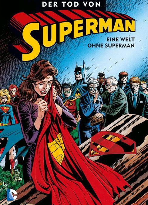 Comicreview: Der Tod von Superman 2 – Eine Welt ohne Superman