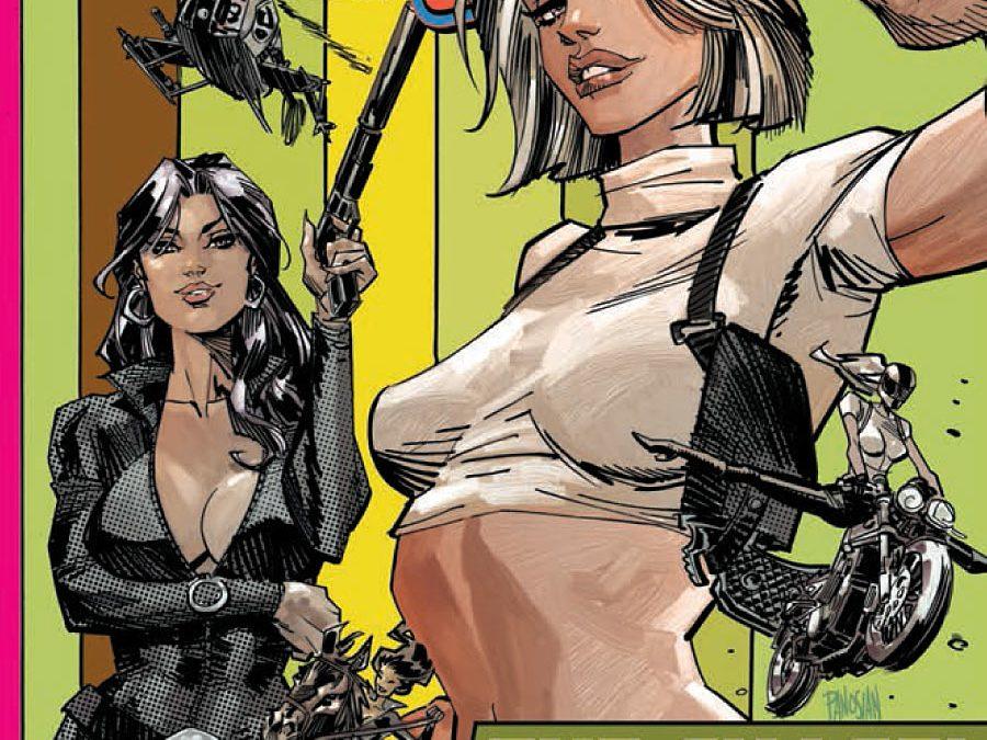 """Der Comic """"Danger Girl"""" von J. Scott Campbell und Andy Hartnell soll verfilmt werden!"""