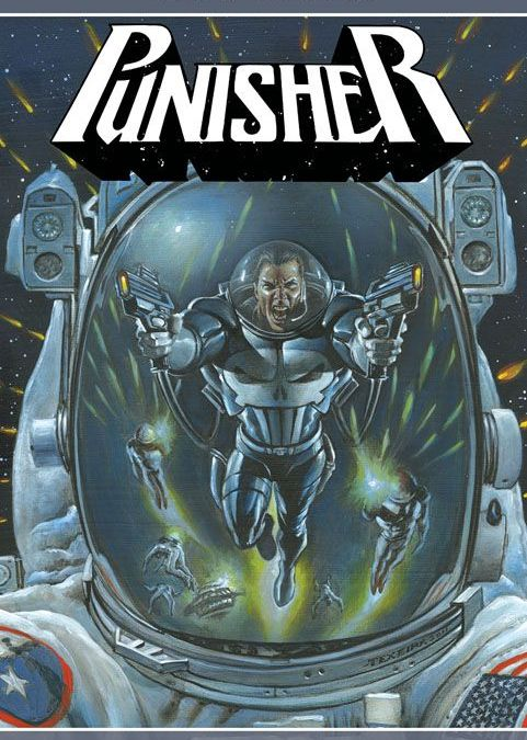 Comicreview: PUNISHER IN SPACE