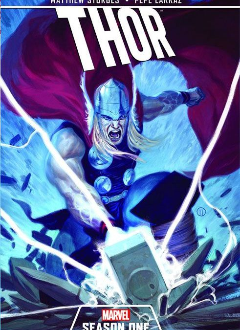 Comcreview: Thor – Season One