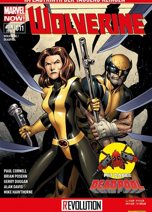 Comicreview: Wolverine & Deadpool #11