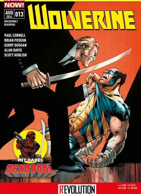Comicreview: Wolverine & Deadpool #13