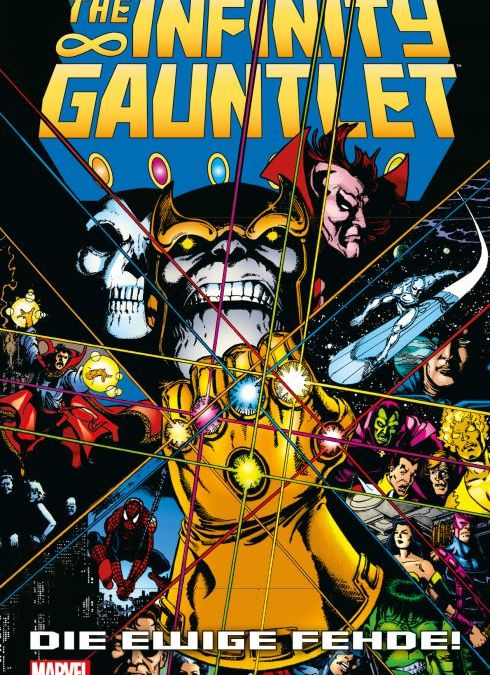 "Comicreview: ""The Infinity Gauntlet"""