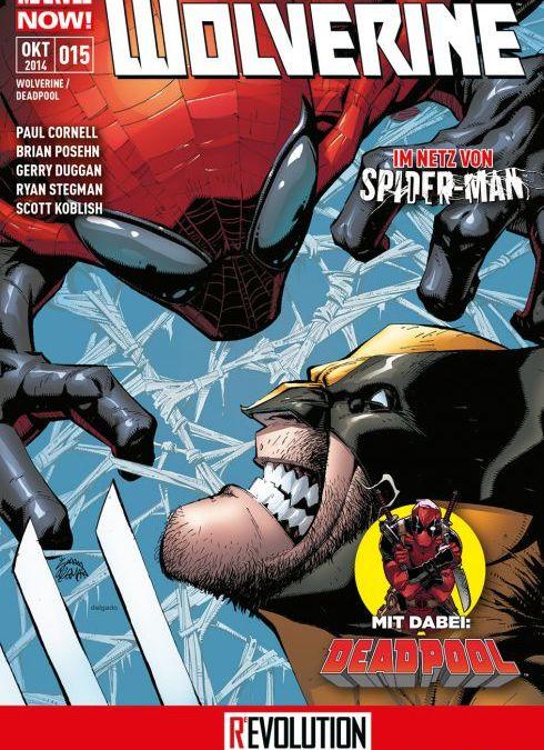 "Comicreview: ""Wolverine & Deadpool"" #15"