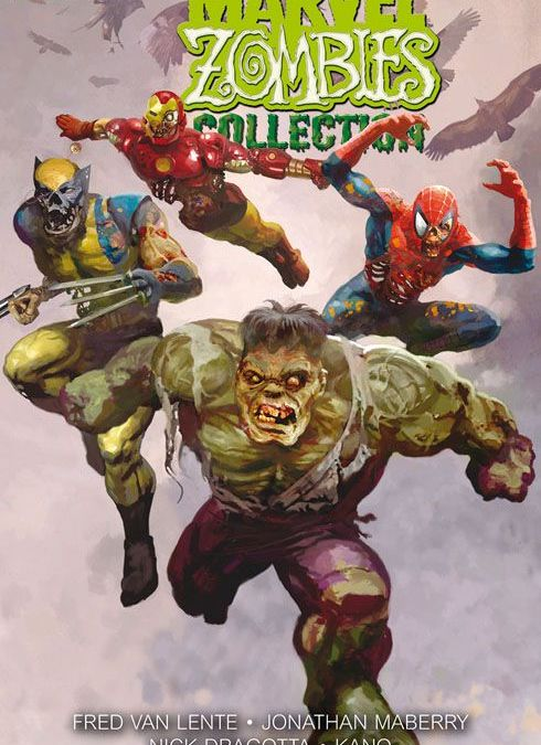 Comicreview: Marvel Zombies Collection Bd. 3