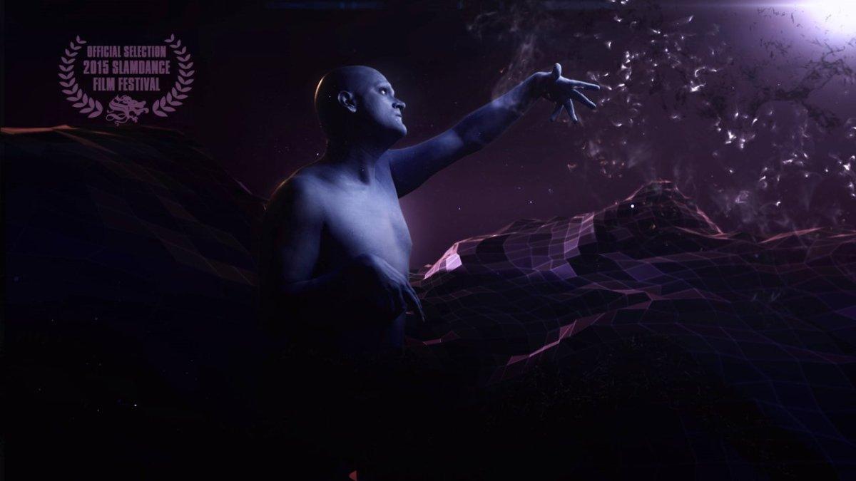 """Im Kurzfilm """"Zerogon"""" erkundet ein Spinnenalien auf trippigste Weise einen fremden Planeten"""