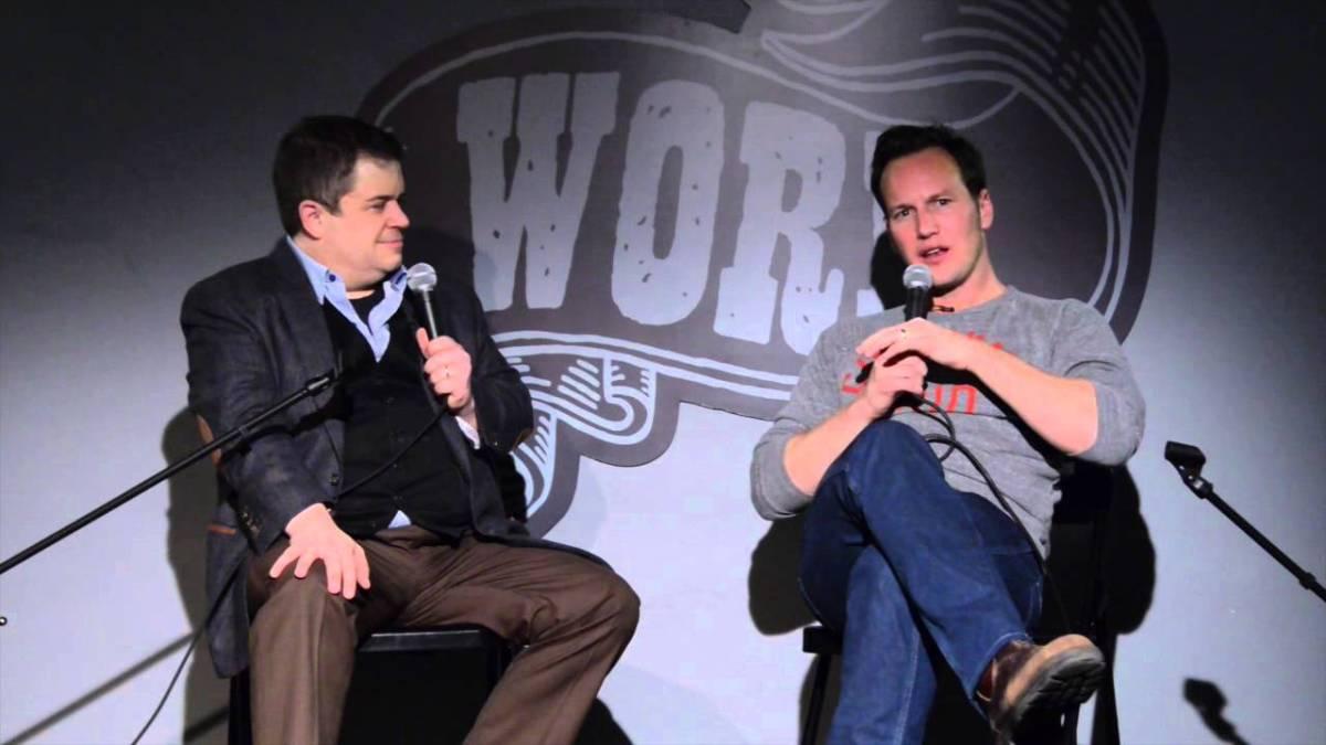 """Patton Oswald und Nite-Owl-Darsteller Patrick Wilson sprechen über """"Watchmen"""""""