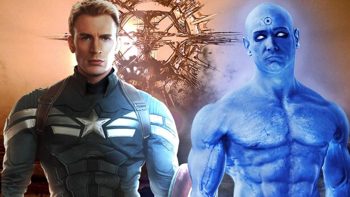 """The Avengers"" im ""Watchmen""-Style"
