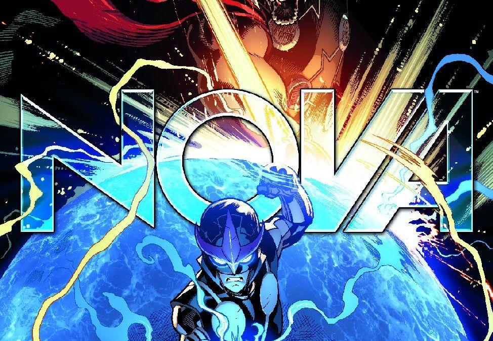 "Comicreview: ""Nova Bd. 3 – Blindwütig"""