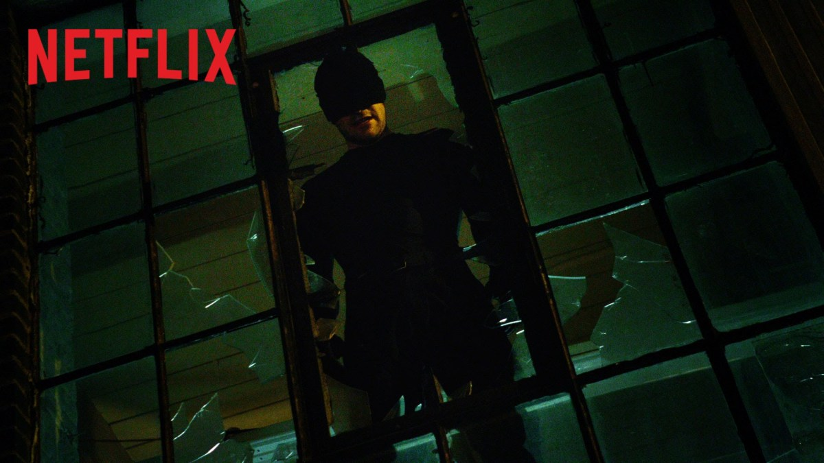 """Der richtige Teaser zu """"Marvel's Daredevil"""" von Netflix"""