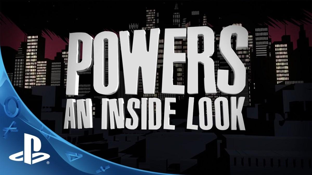 """""""Powers"""": Die Serie nach dem Comic von Brian Michael Bendis in einer Featurette"""