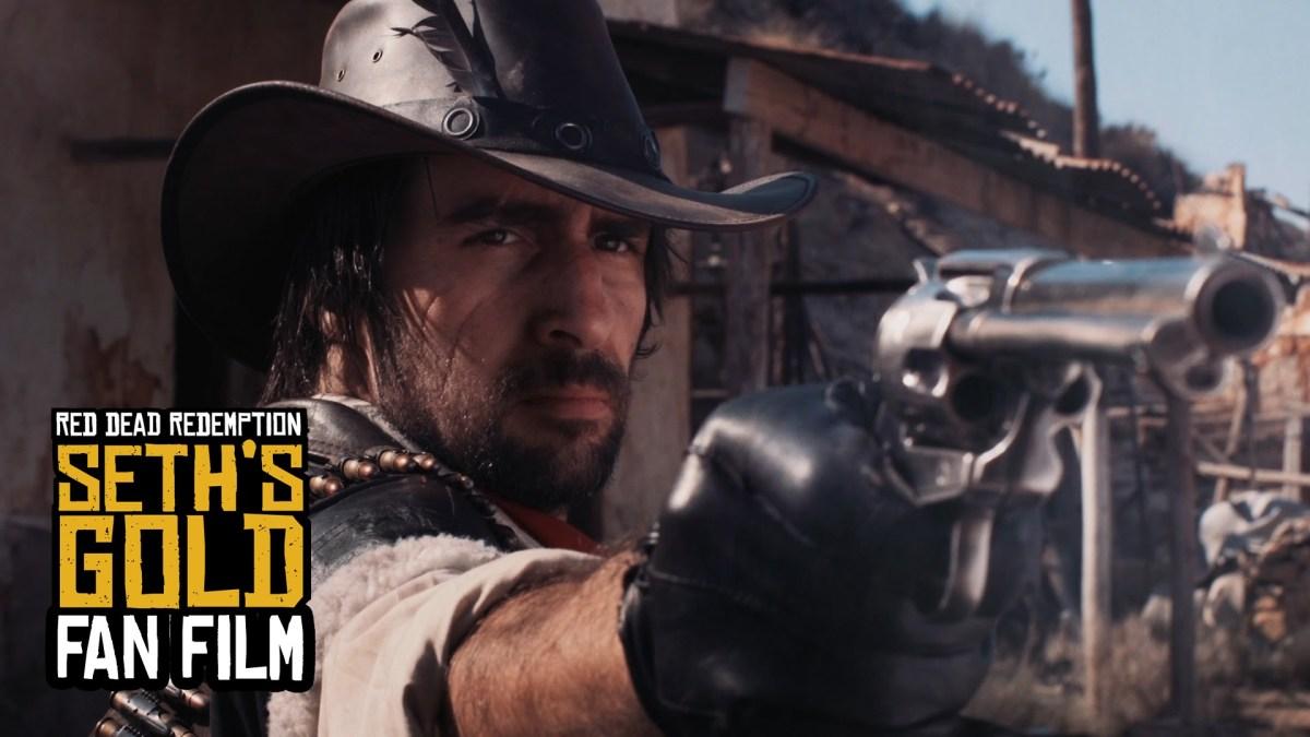 """""""Seth's Gold"""" – ein """"Red Dead Redemption"""" Fanfilm"""