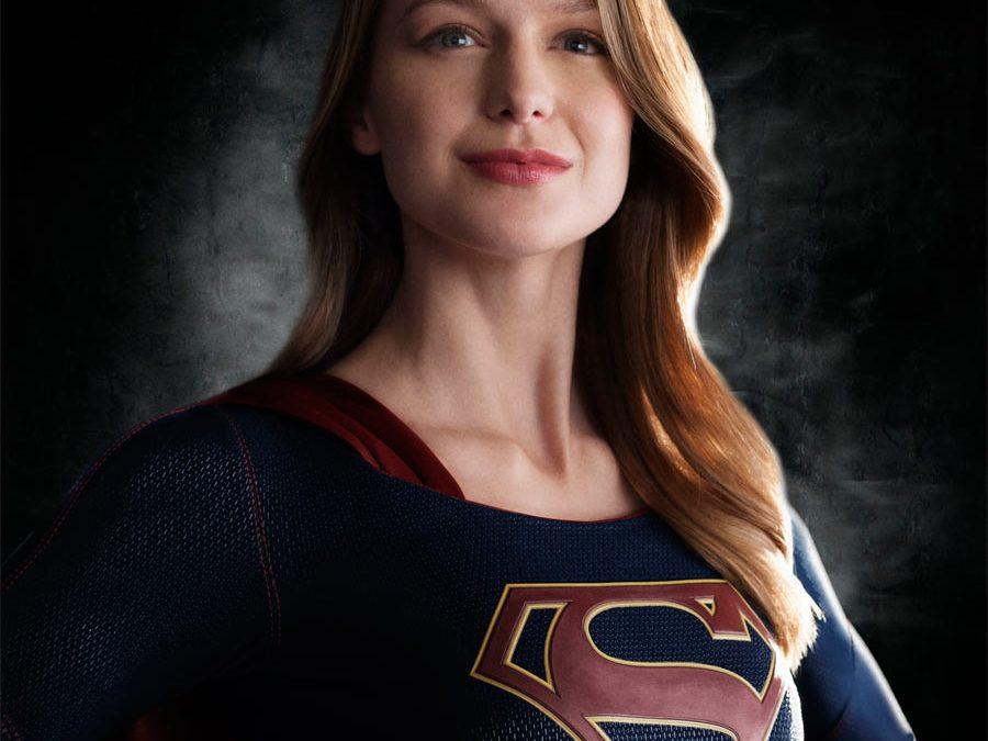 Das ist übrigens unser TV-Show Supergirl