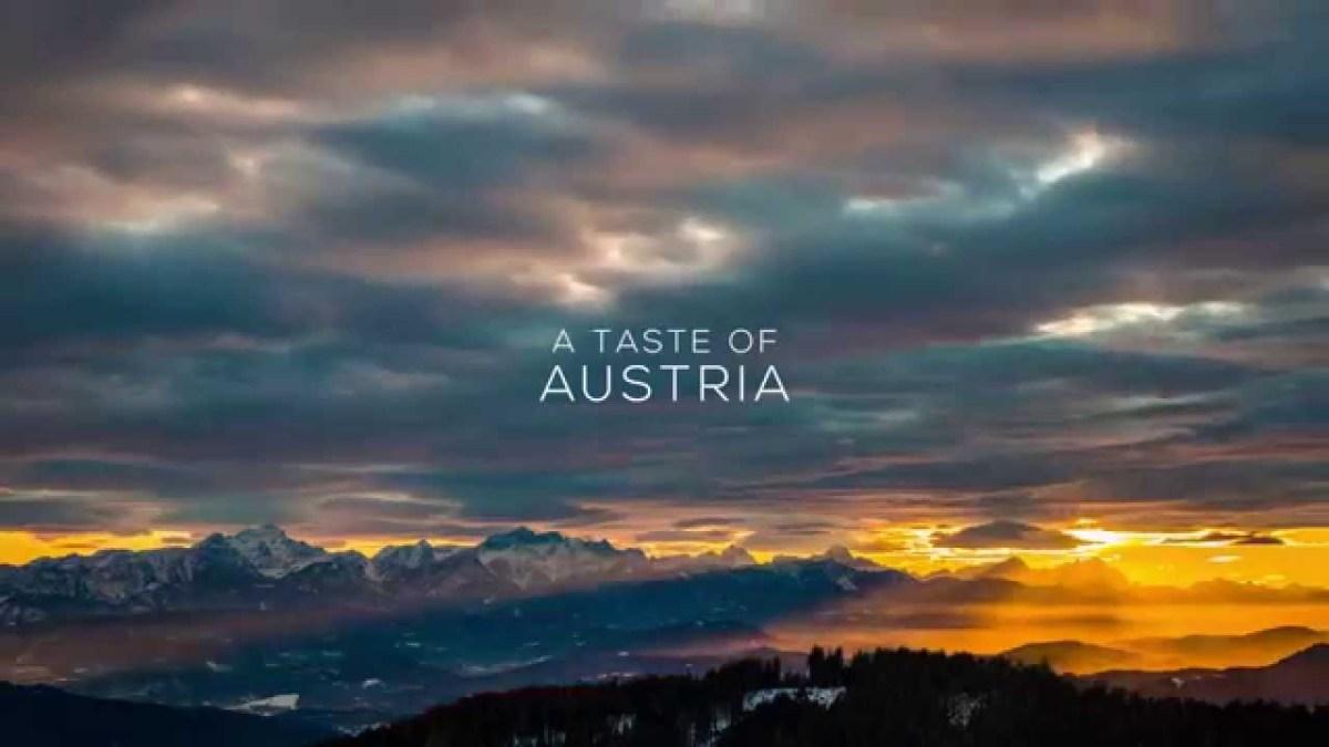 """""""A Taste of Austria"""" – Österreich im wunderschönen Zeitraffer"""