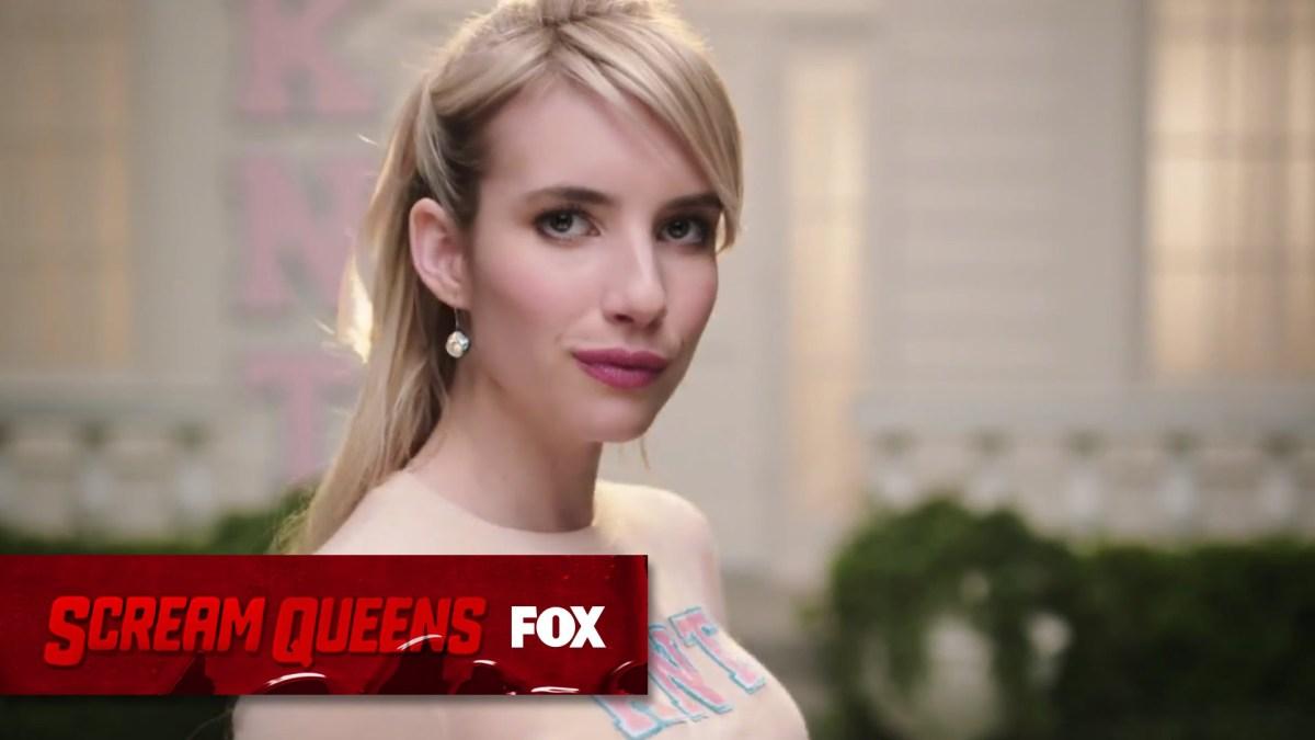 """Die Serie """"Scream Queens"""" hat schon ein paar Teaser, aber immer noch keine Tiffany Shepis"""