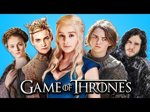 """Game of Thrones"": Die vierte Staffel in 8 Minuten"