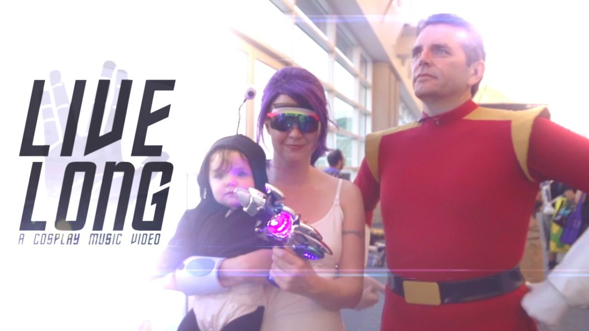 Live Long: Ein Leonard Nimoy gewidmetes Cosplay-Musik-Video als