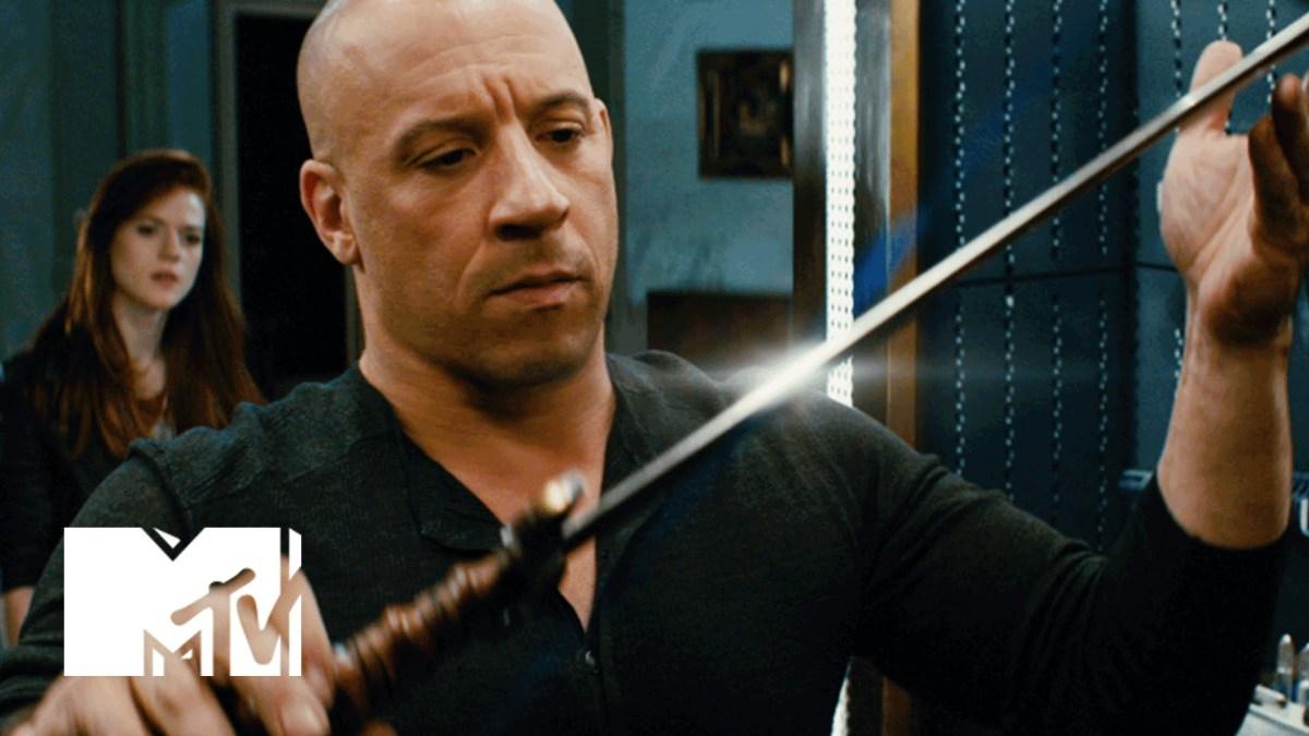 """Vin Diesel in und als """"Last Witch Hunter"""""""