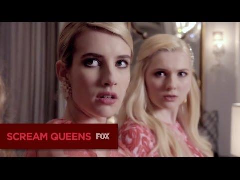 """Ach ja! """"Scream Queens"""" hat auch endlich einen richtigen Trailer!"""