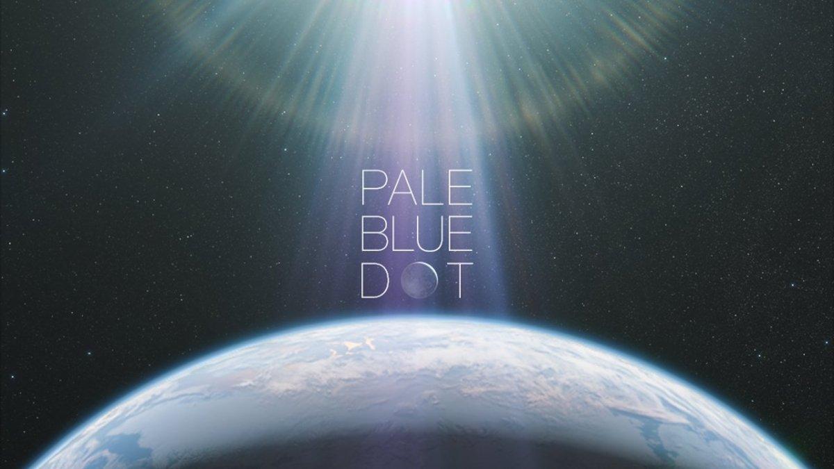 """""""Pale Blue Dot"""""""