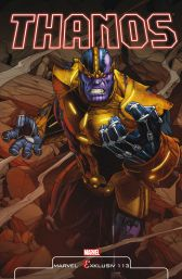 """Comicreview: """"Thanos – Die Infinity-Offenbarung"""""""