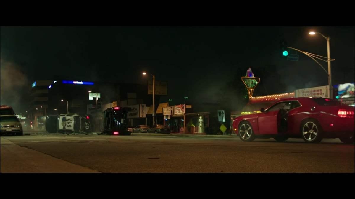 Driving at Night (Nightcrawler / Drive)