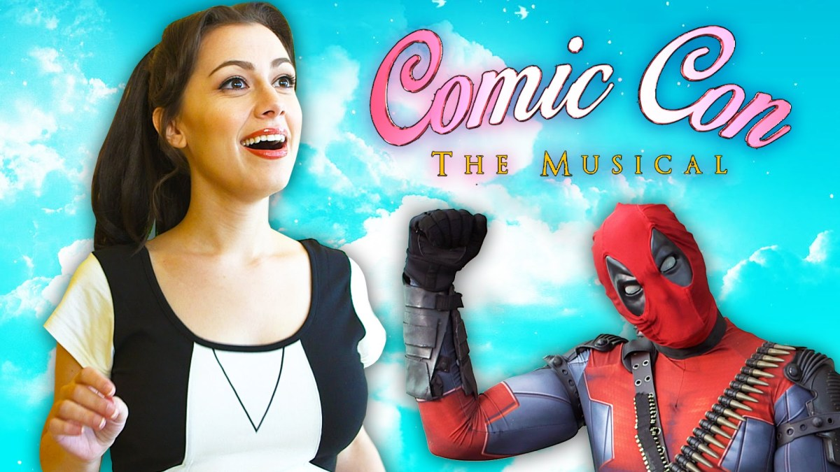 San Diego Comic Con: The Musical