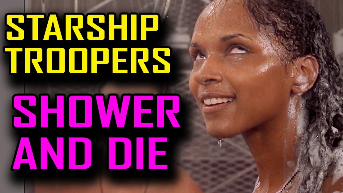 """""""Starship Troopers"""": The Real Fake History of the Battle on Klendathu"""