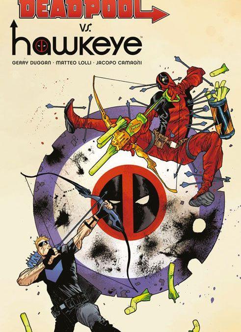 Comicreview: Deadpool vs. Hawkeye