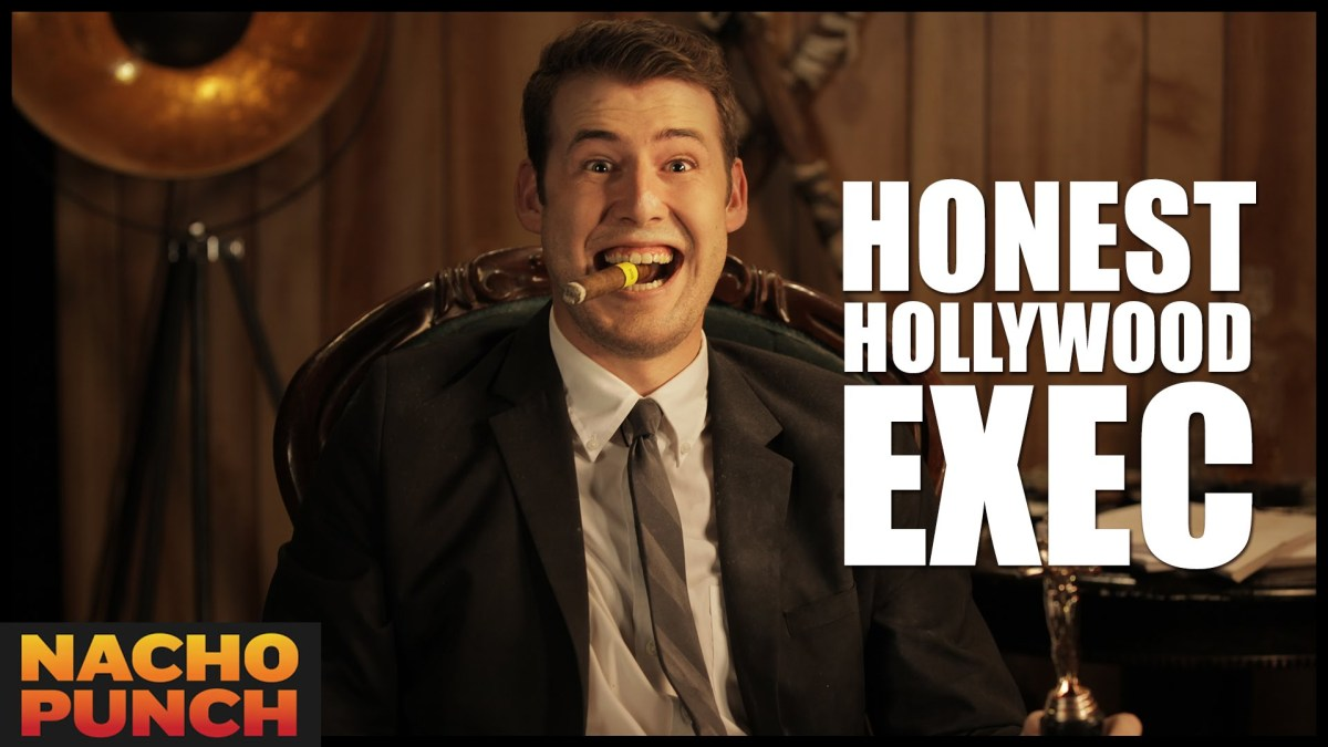 If Hollywood Executives Were Honest