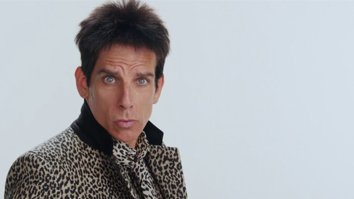 """What is this? A """"Zoolander 2"""" Teaser for smart people?"""
