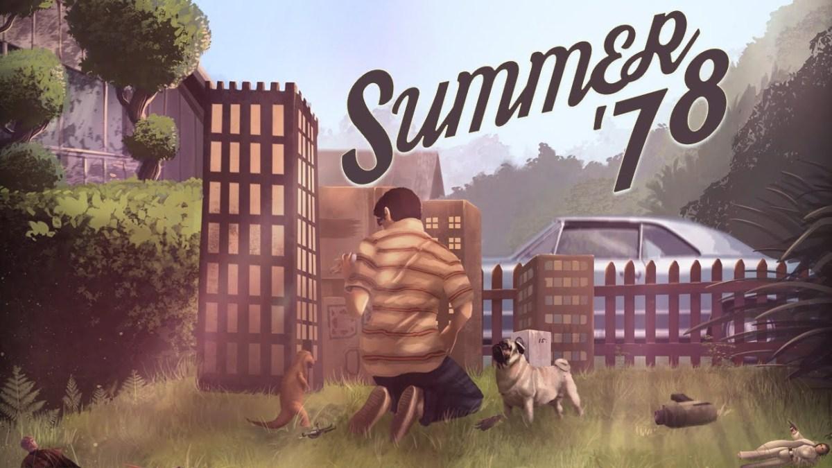 """""""Summer '78"""" ist ein Kurzfilm über einen kleinen Jungen, der mit seinen Star-Wars-Toys im Garten spielt"""