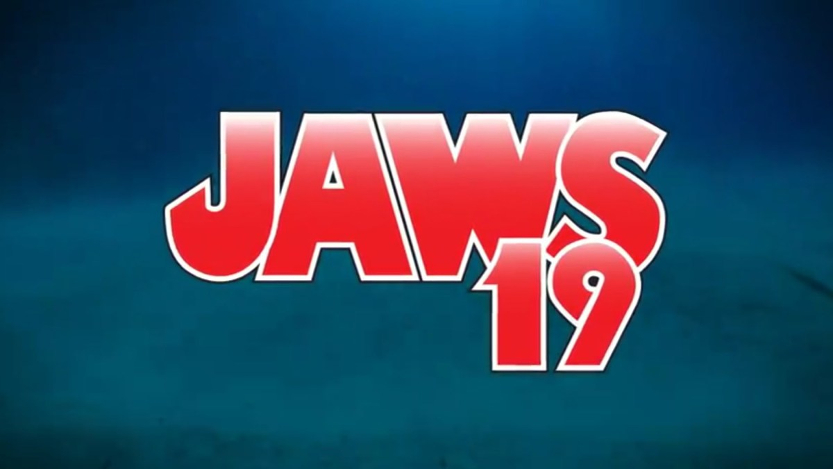 "Der Trailer zu ""JAWS 19"", bekannt aus ""Back to the Future II"""