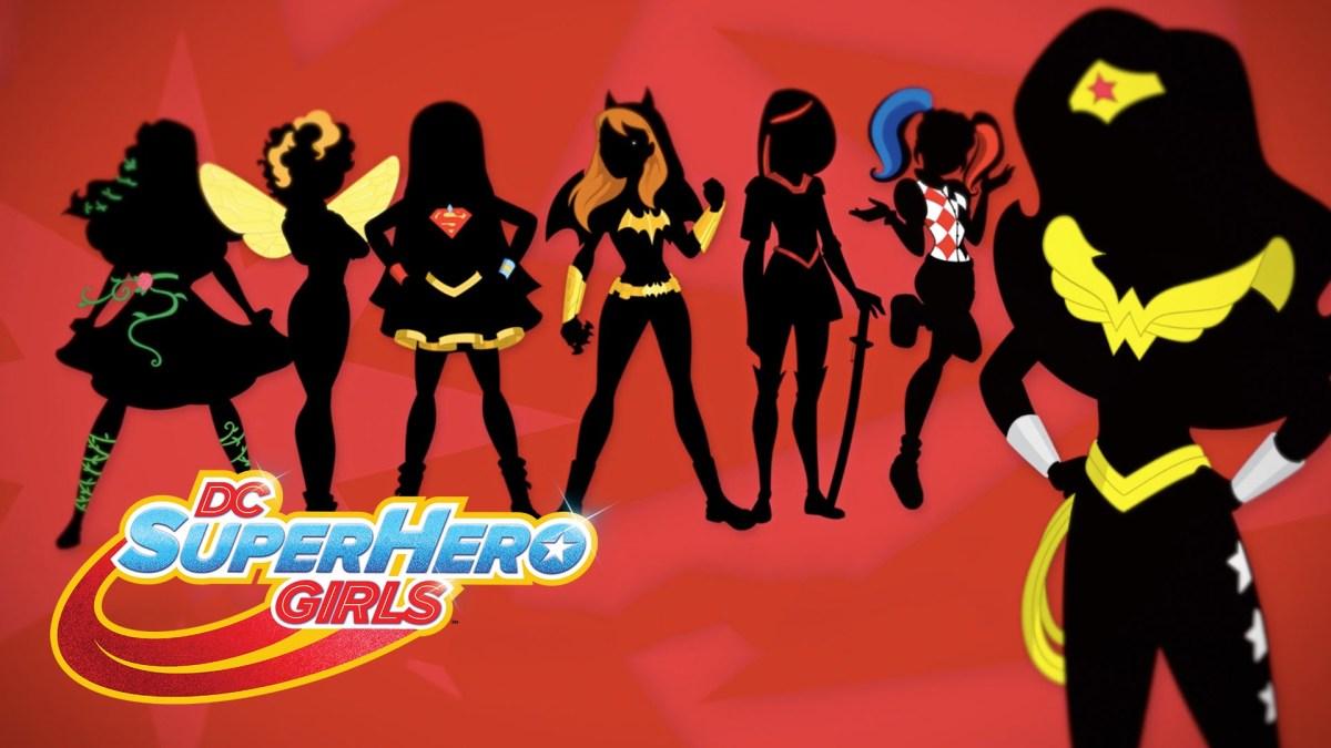 Die DC Super Hero Girls sind bereit für ihren ersten Schultag
