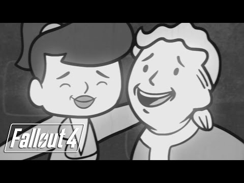 "You are S.P.E.C.I.A.L.: Ein Cartoon im 1950s Style erklärt uns das Attribut ""Charisma"" aus ""Fallout"""