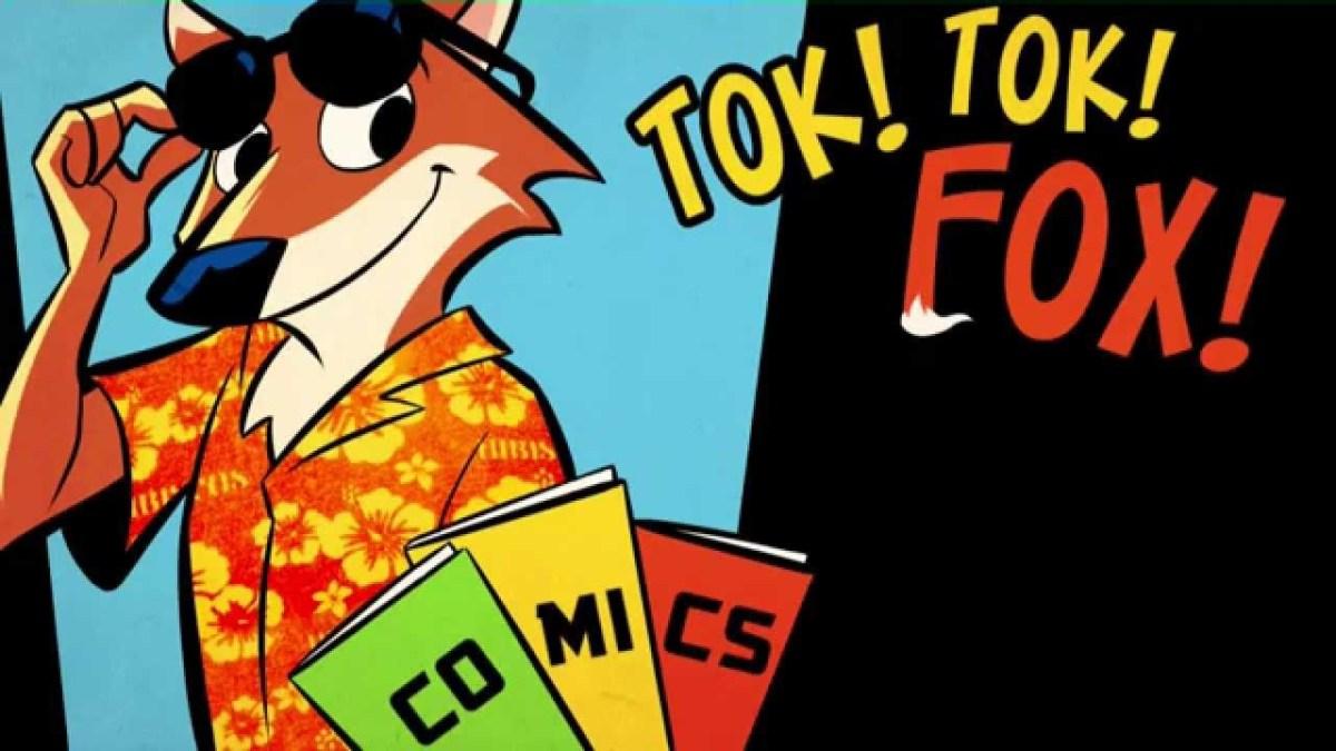 TOK! TOK! FOX! Der Comic-Vlogcast mit dem Fuchs… und mir… und anderen… und Comics! Folge1!