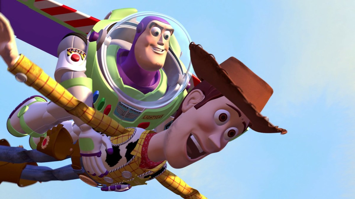 Ein wunderschönes Tribut zu 20 Jahren Pixar
