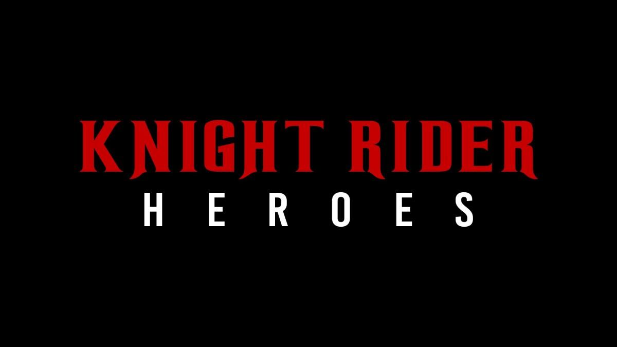 "In ""Knight Rider Heroes"" ist David Hasselhoff zurück als Michael Knight"