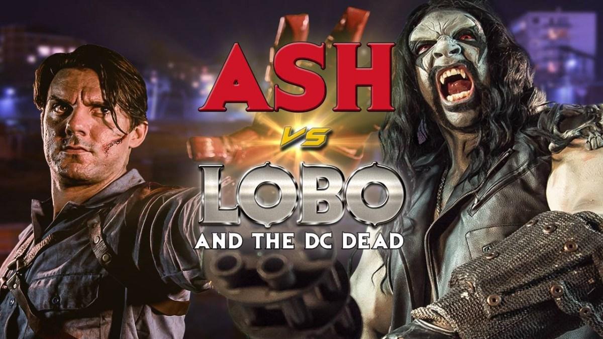 """Der Fanfilm """"Ash vs. Lobo and the DC Dead"""" ist endlich da! Mit Cassie Hack!"""