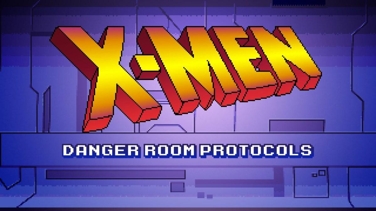 """X-Men: Danger Room Protocols"" soll eine sehr schöne Fan-Webserie im Retrolook werden"